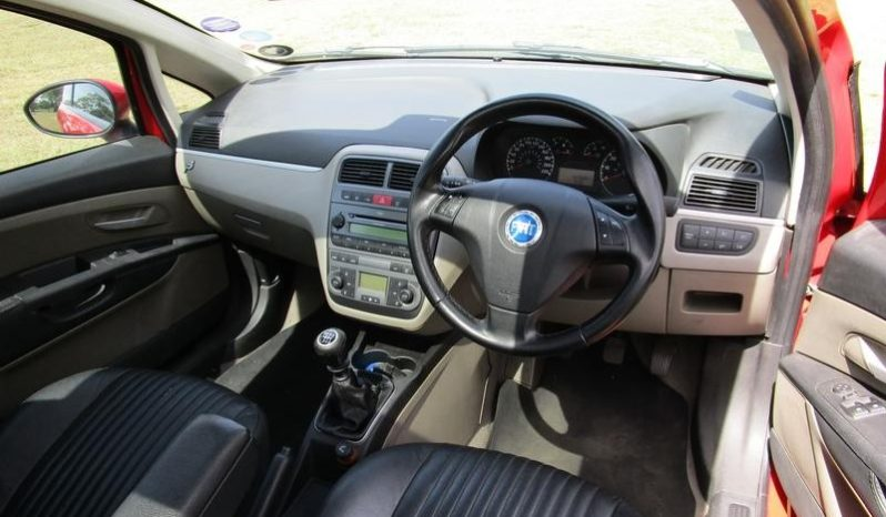 2006 Fiat Punto Grande  1.9 Multijet 3 door Emotion