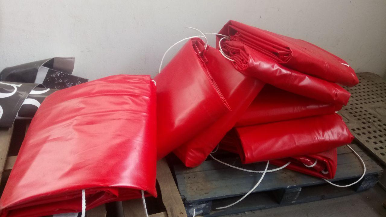 EXTRA HEAVY DUTY TRUCK PVC COVERS