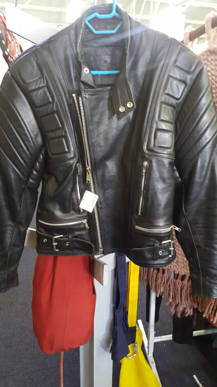 Size Small Motorcycle Jacket