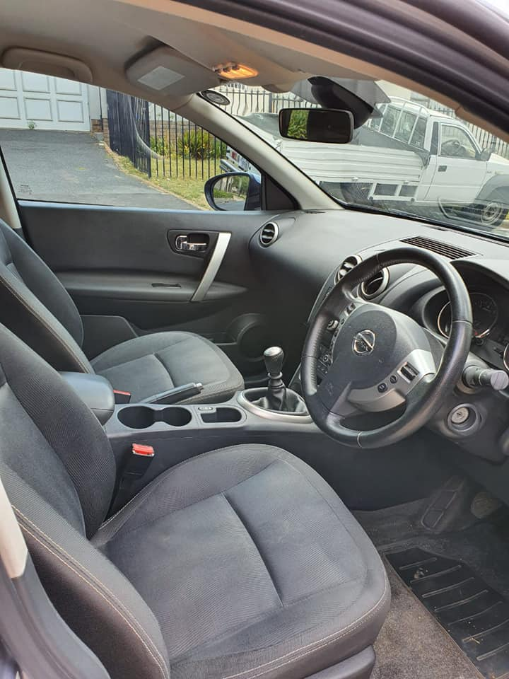 2011 Nissan Qashqai QASHQAI 1.5 dCi ACENTA