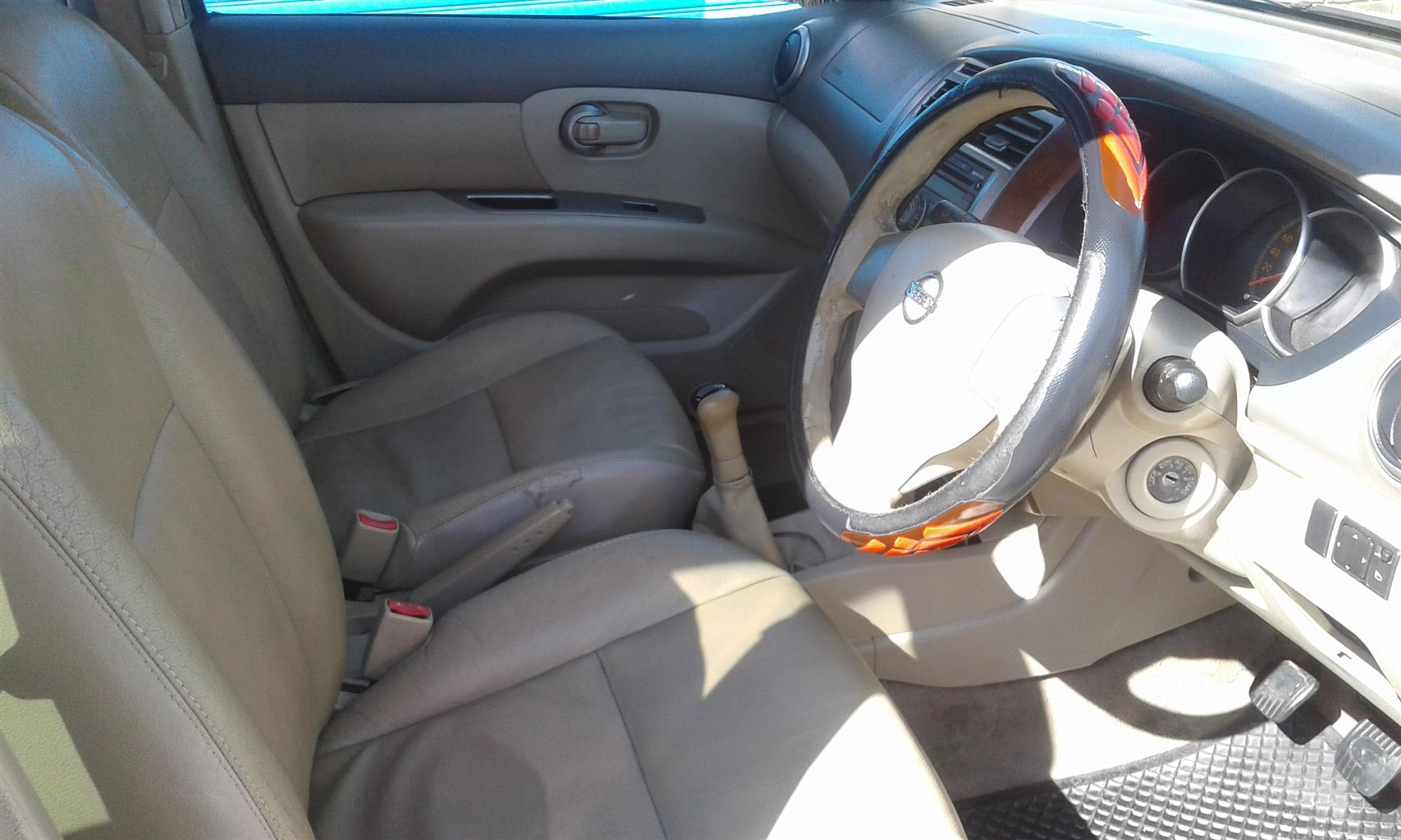 2008 Nissan Livina
