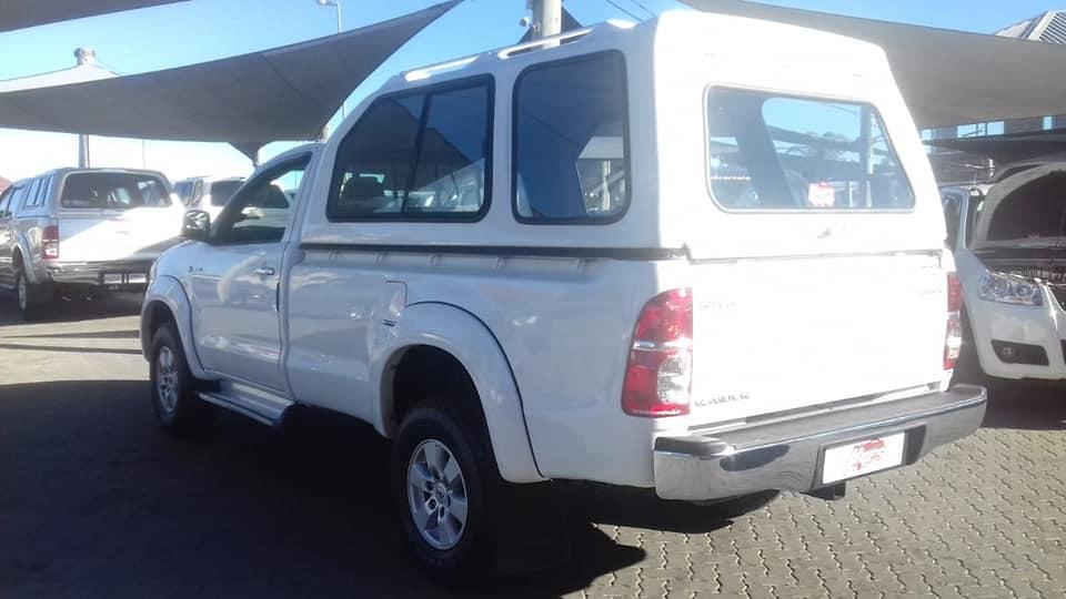 2010 Toyota Hilux 3.0D 4D 4x4 Raider