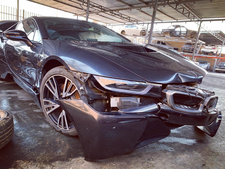 BMW I8 SPARES