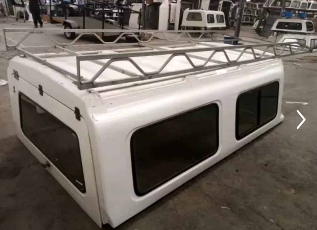 2012 Canopies Single Cab Canopies