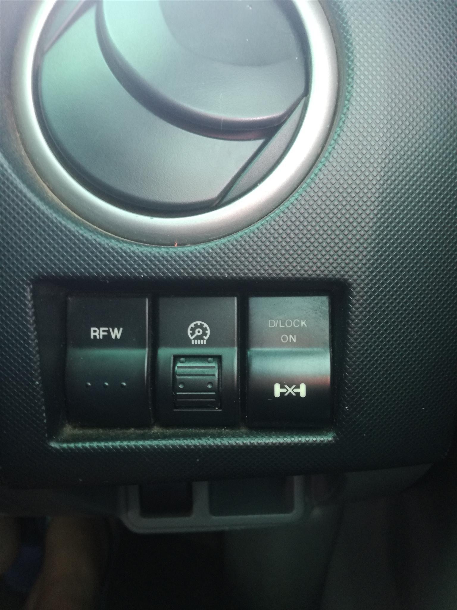 2007 Ford Ranger SuperCab RANGER 3.2TDCi XLT 4X4 A/T P/U SUP/CAB