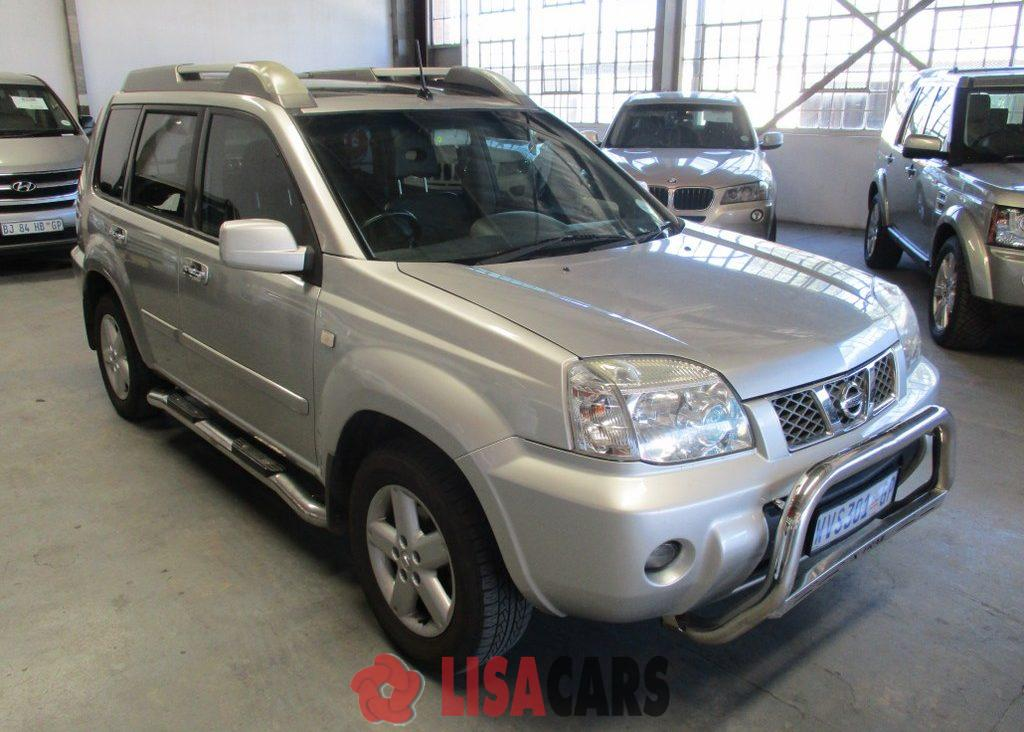 2008 Nissan X-Trail 2.0dCi 4x4 LE