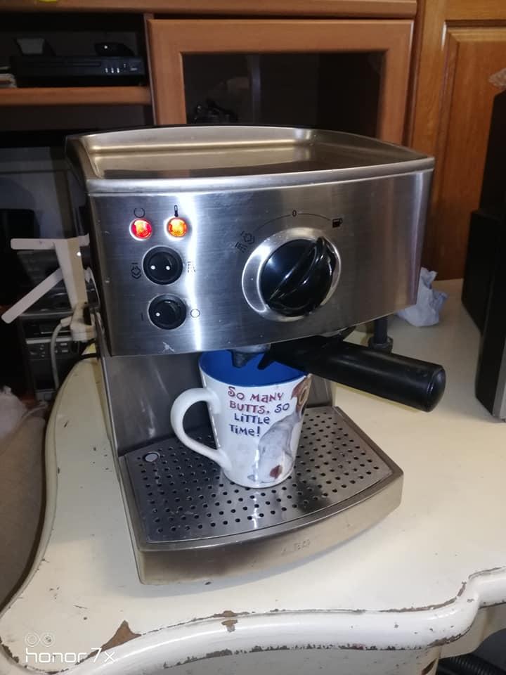 AEG Coffee machine for sale