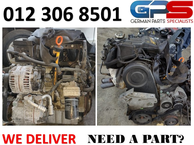 REPLACEMENT BGU ENGINE VW GOLF 5 1.6 TSI FOR SALE