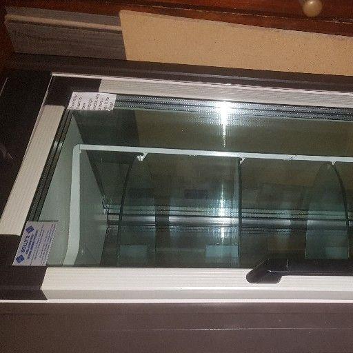 Scaiola Upright 5-Tier Cake Display Fridge - 420l