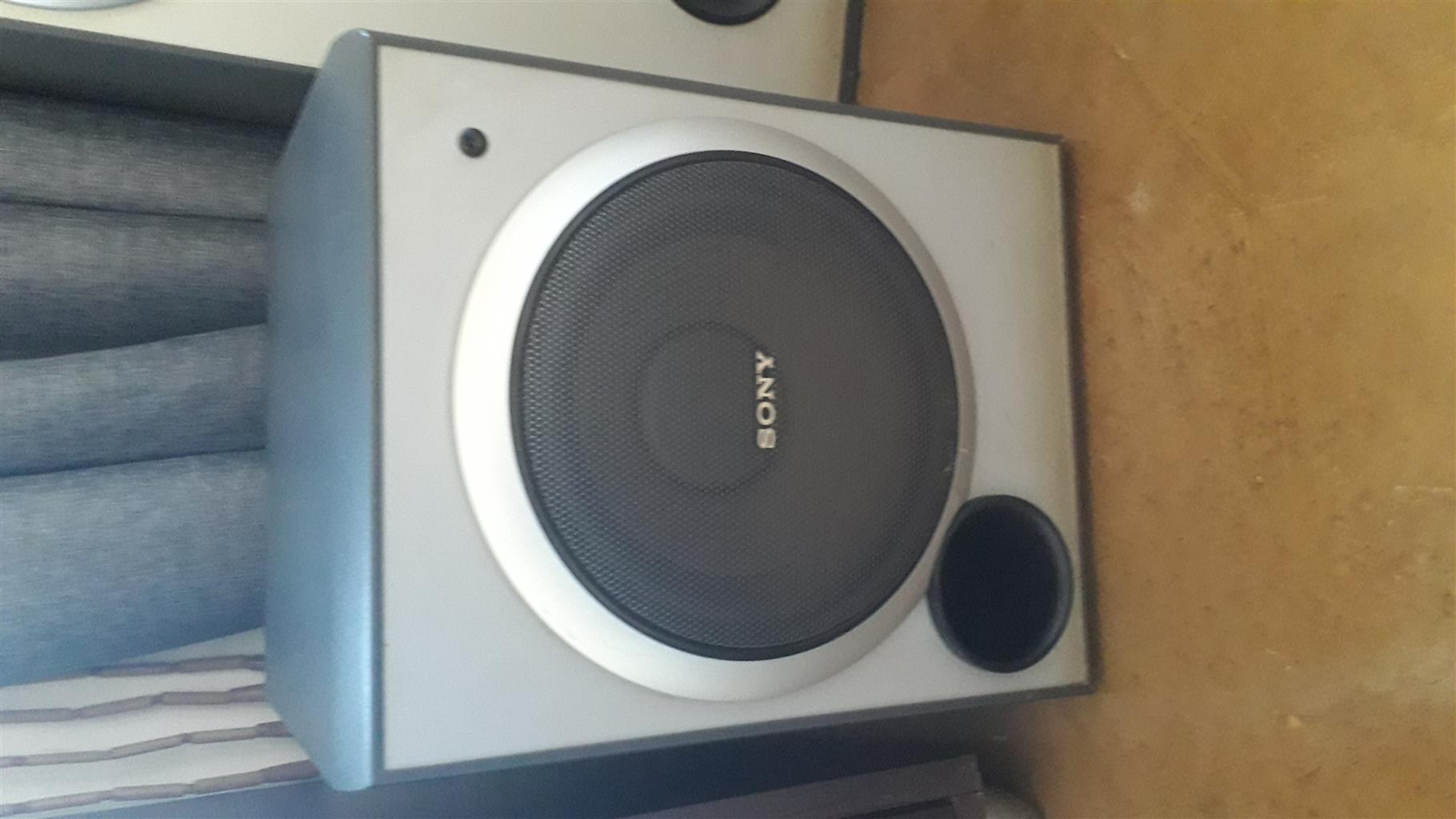 Sony Home Theater System with DVD Player