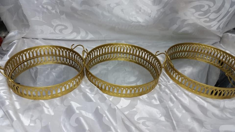 Golden Round Frames For Sale Junk Mail