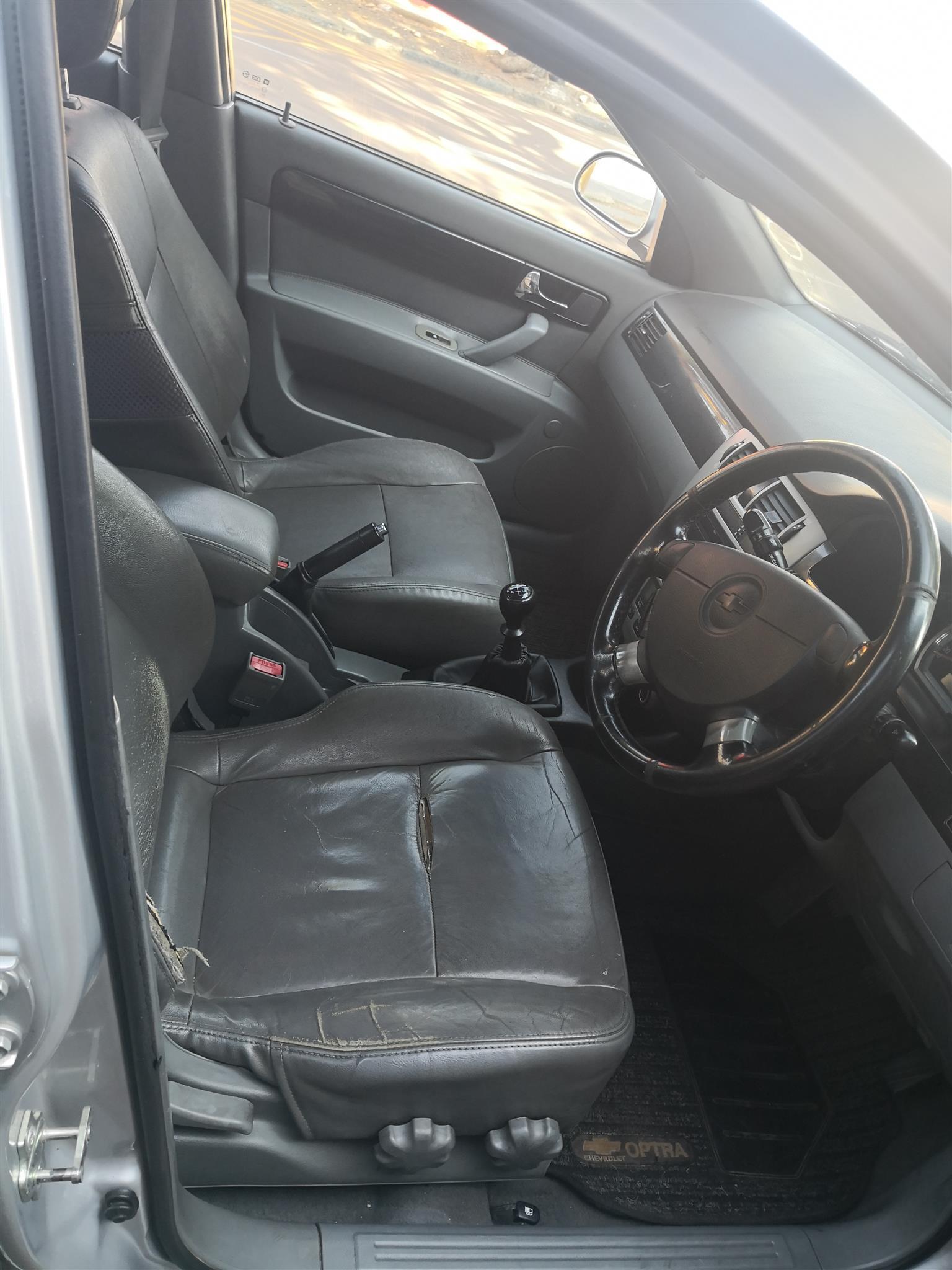 2009 Chevrolet Optra 1.8 LT