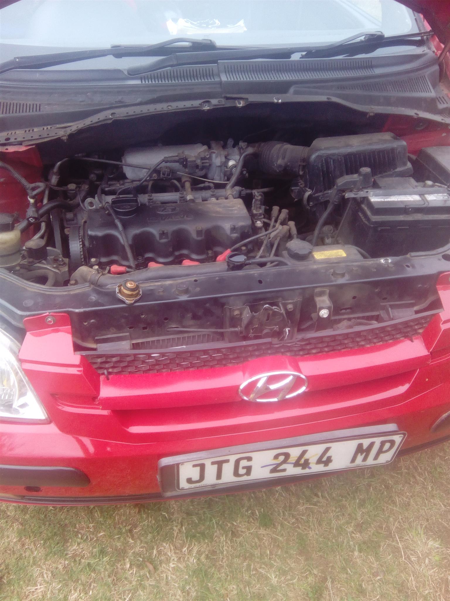 2005 Hyundai Getz 1.3