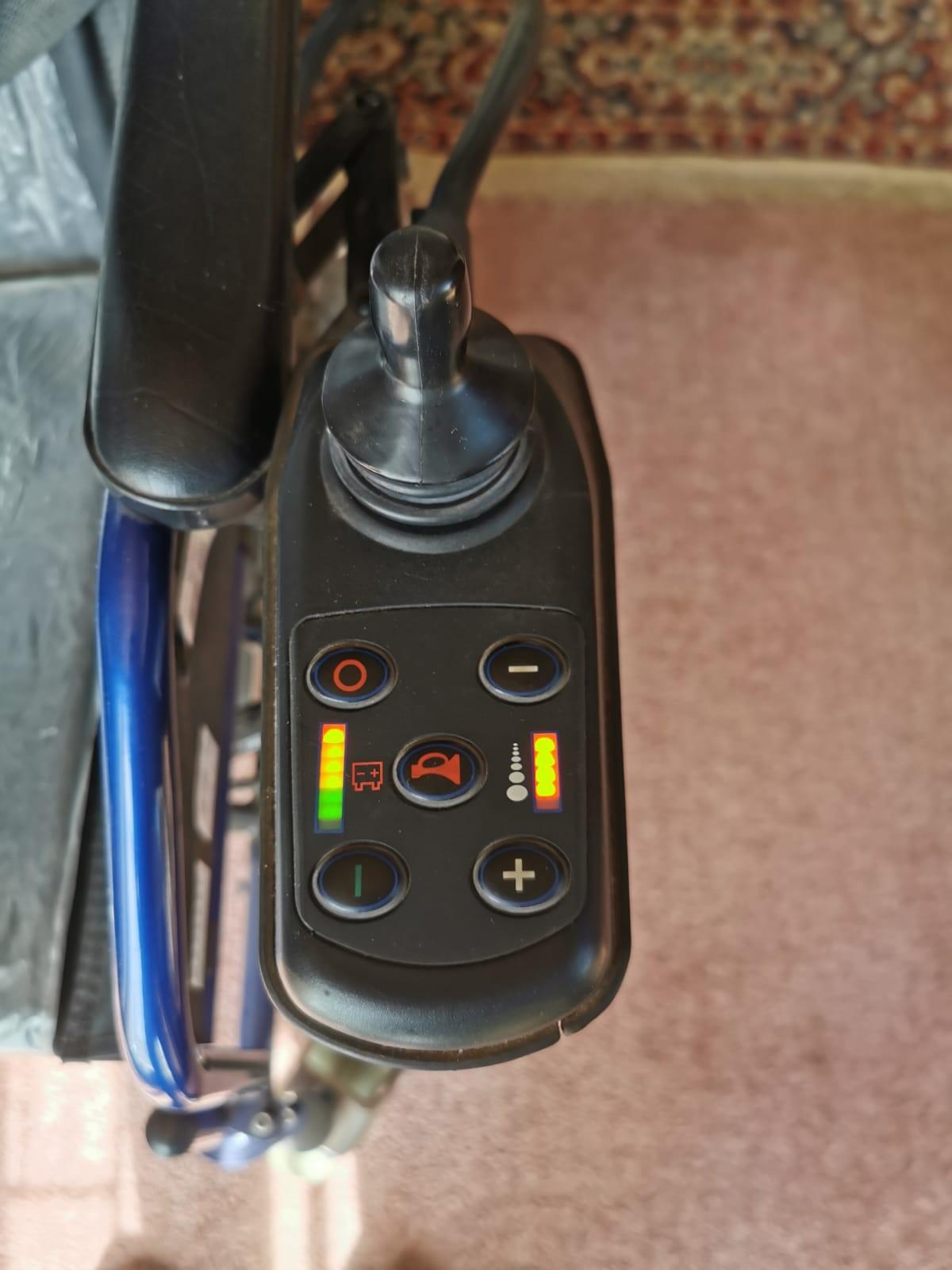Electric Wheelchair FS110A