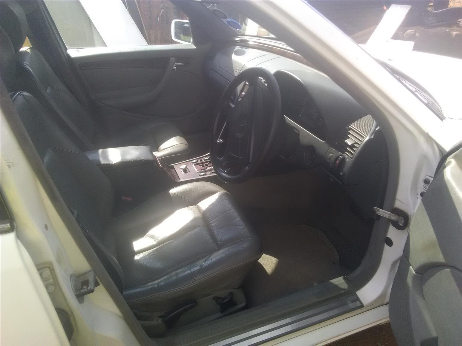Mercedes Benz C Class C220