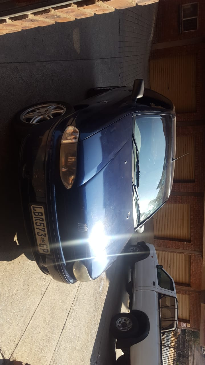 2000 Fiat Palio 1.2 EL 3 door