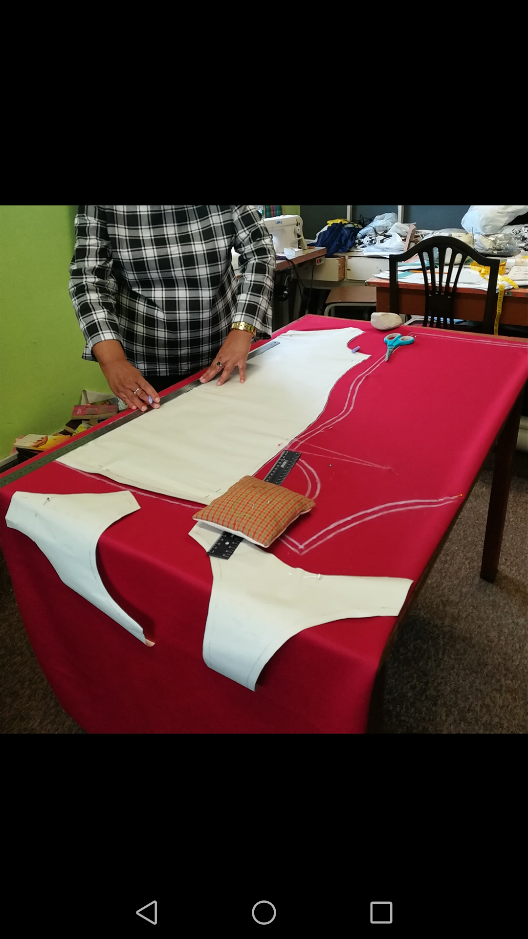 Pattern and Dressmaking Classes