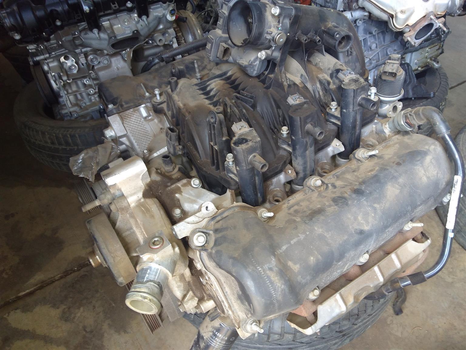 Jeep Wrangler 2.8 Diesel Engine