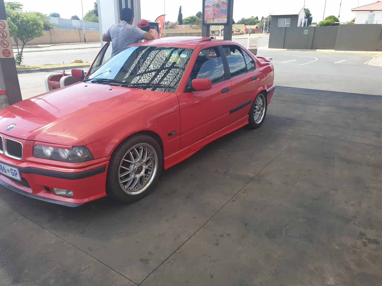 1997 BMW 3 Series 318i M Sport