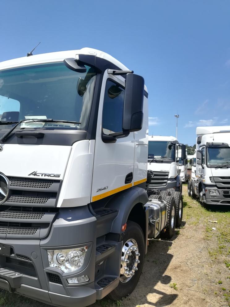 Mercedes-Benz Actros Deals