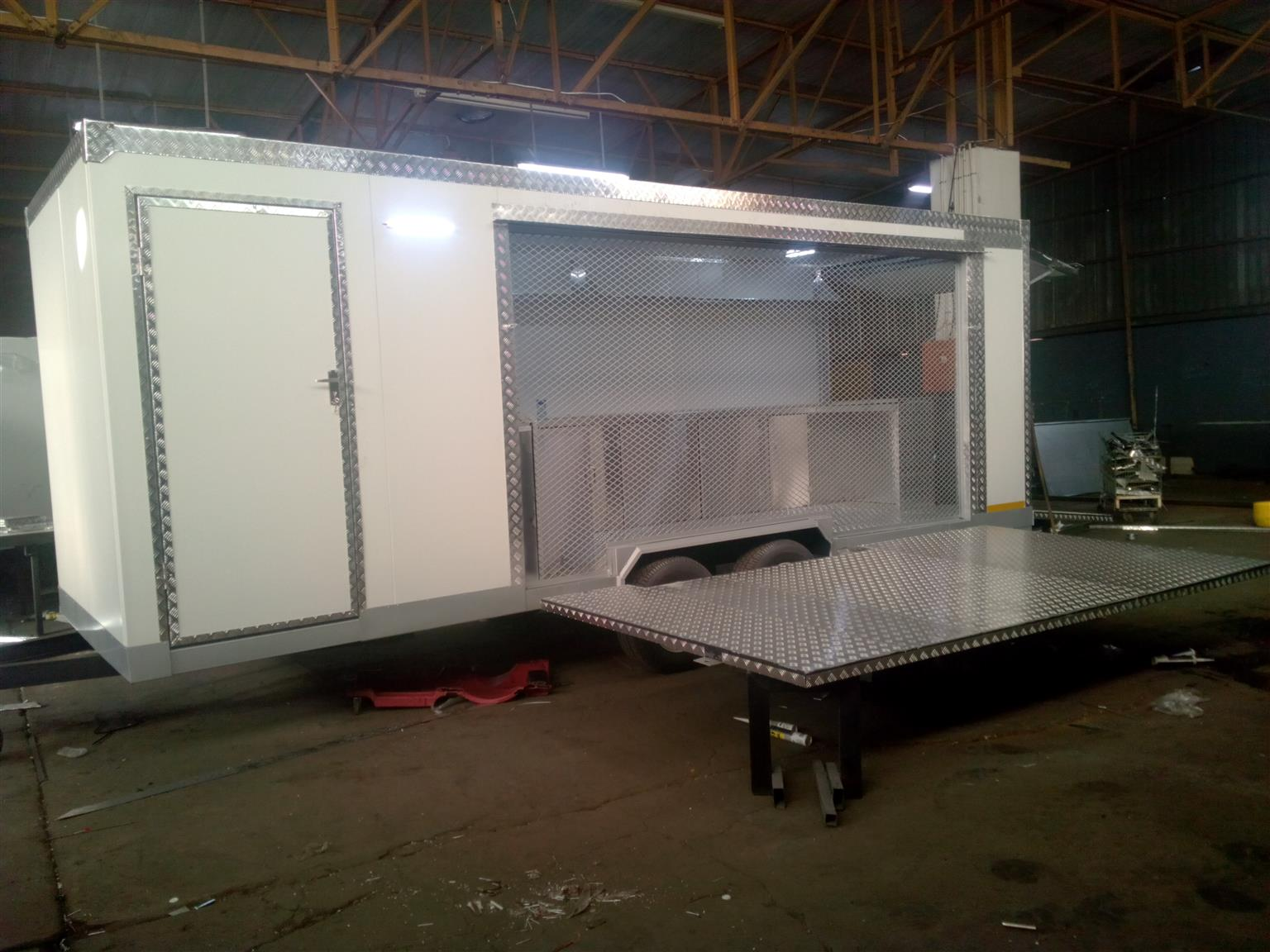 MOBILE STAGE FOR SALE
