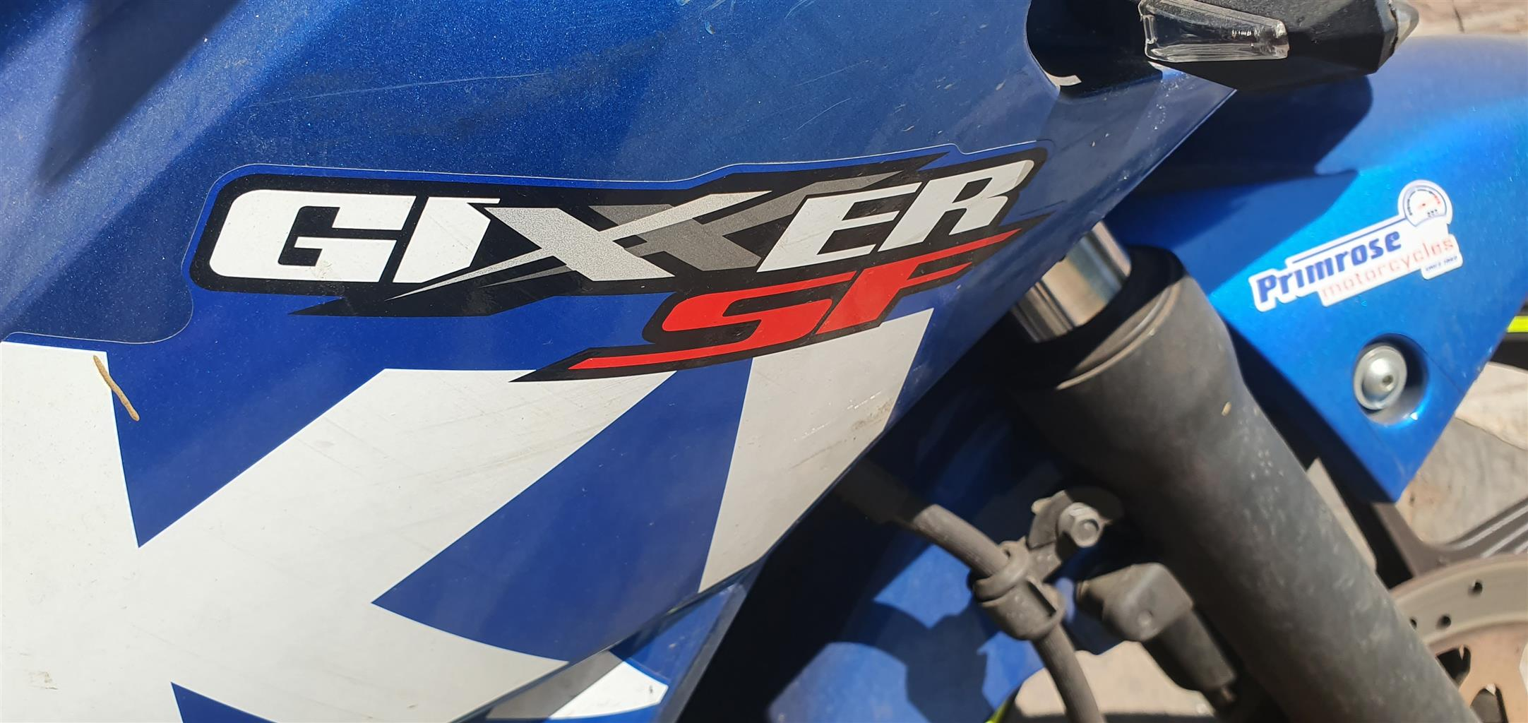 2017 Suzuki GS