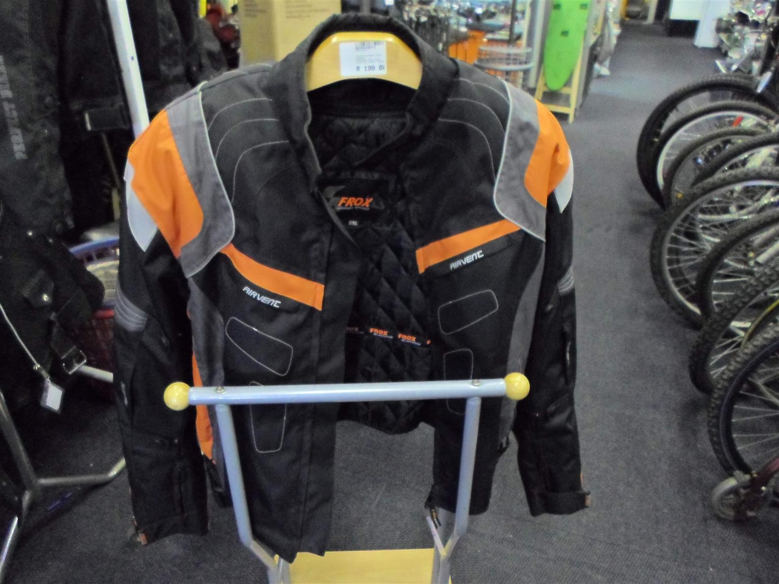 XXL Frox Motorcycle Jacket
