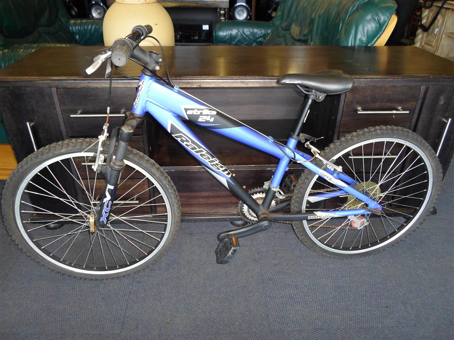 Raleigh Strike 24 Bicycle
