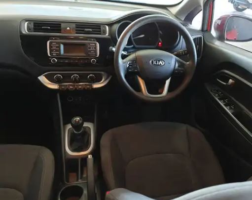 2015 Kia Rio hatch 1.4 auto