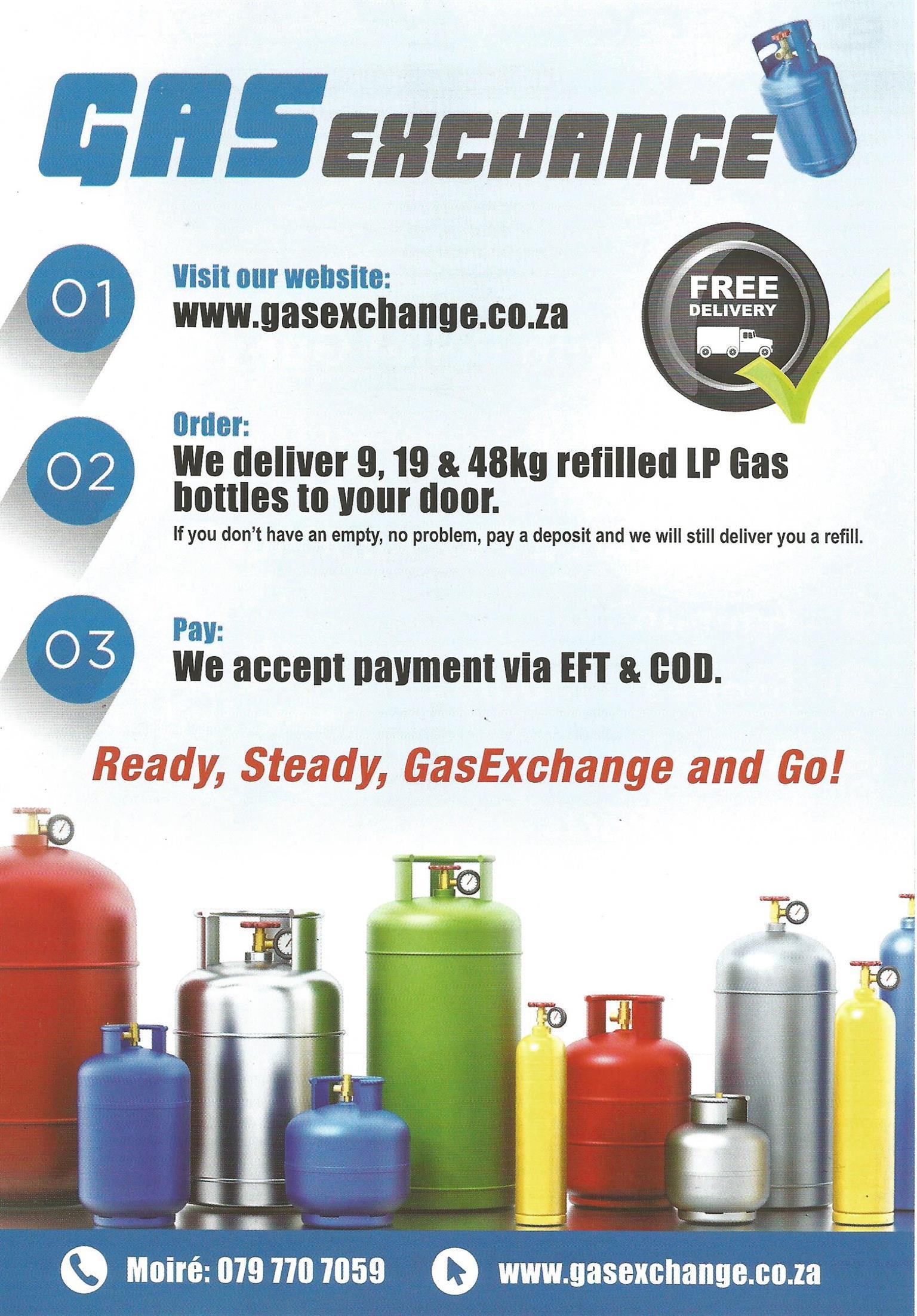 LP Gas Deliveries