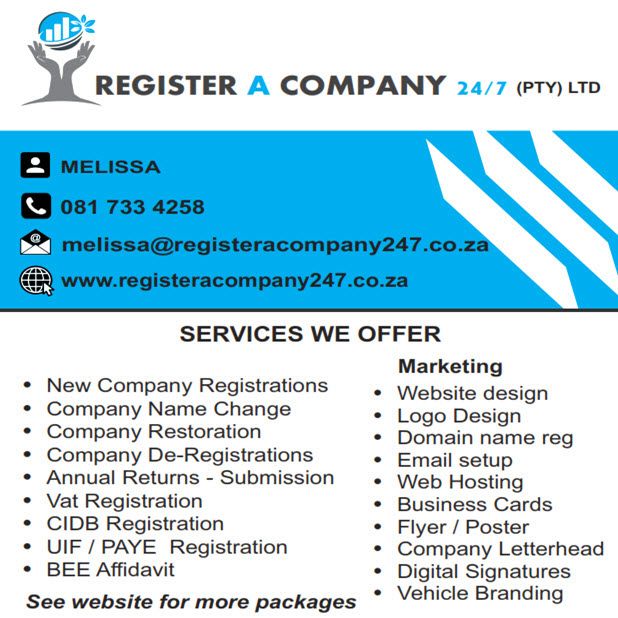 Register A Company, Annual Returns, Tax Clearance