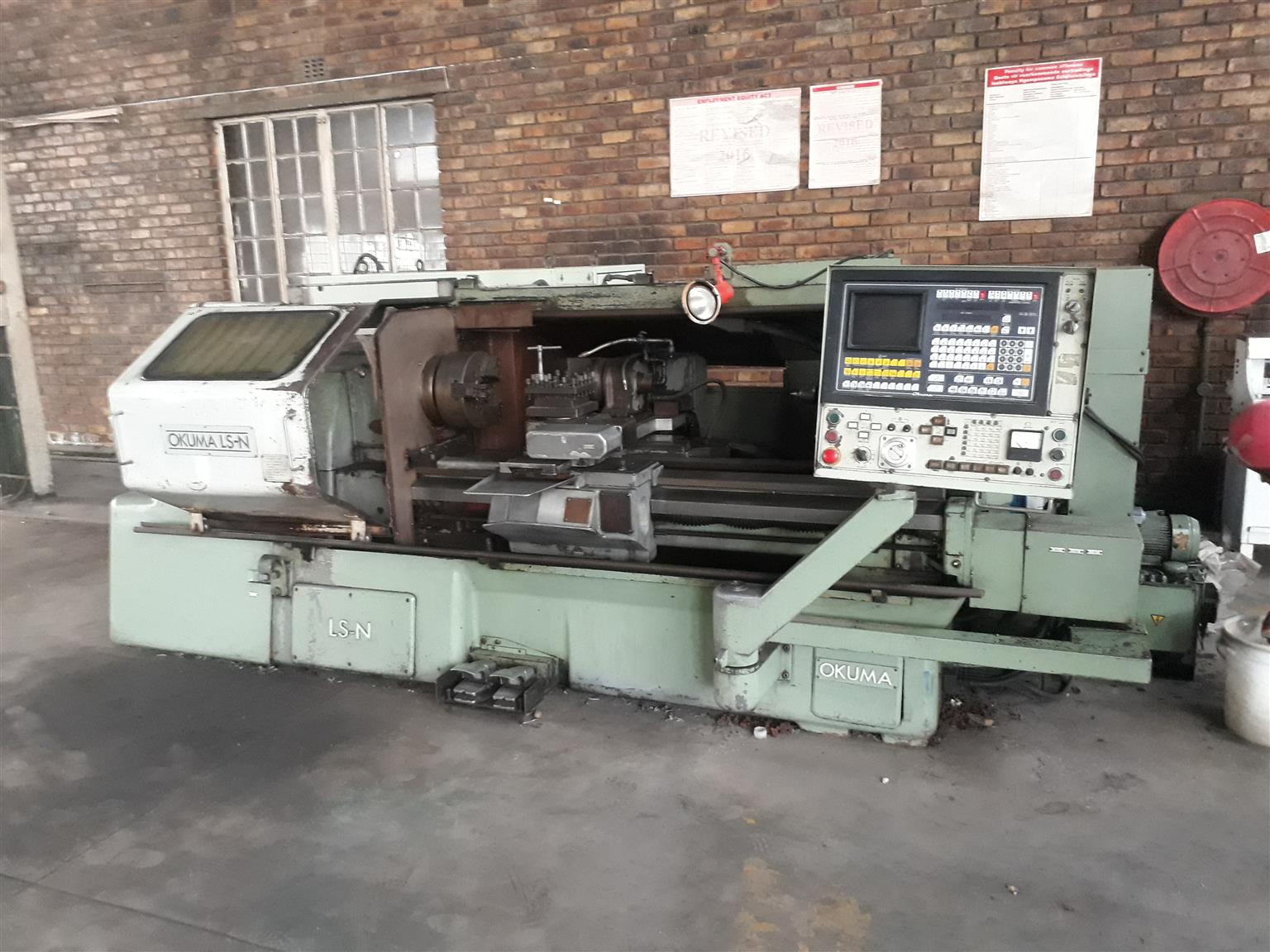 Lathe CNC Machine