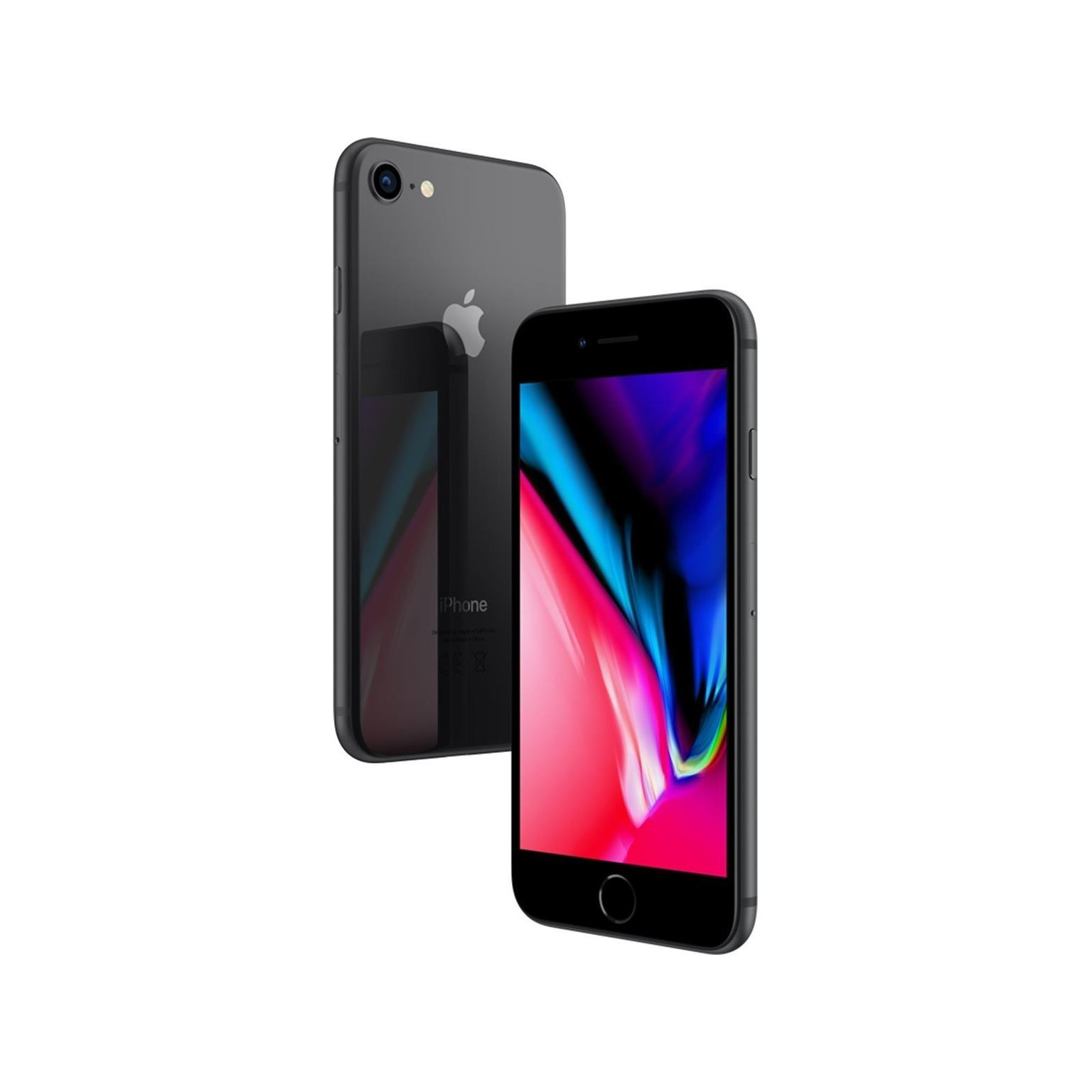 Apple iPhone 8 (64GB, 2017, Space Gray) - Pre Owned
