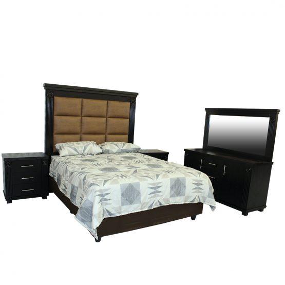 BEDROOM SUITE BRAND NEW CASSIDY