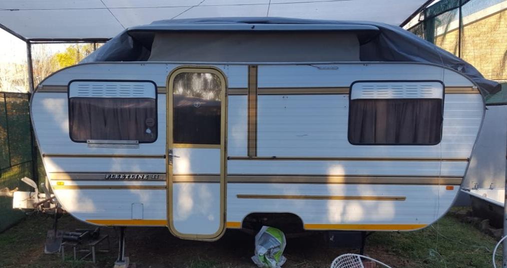 Jurgens fleetline 2 Caravan