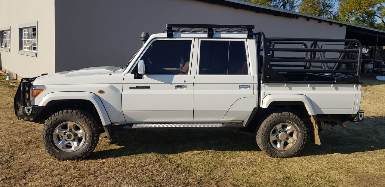 4x4 Replacement Bull Bars,Tow bars, Rollbars, Lift kits for Land Cruisers
