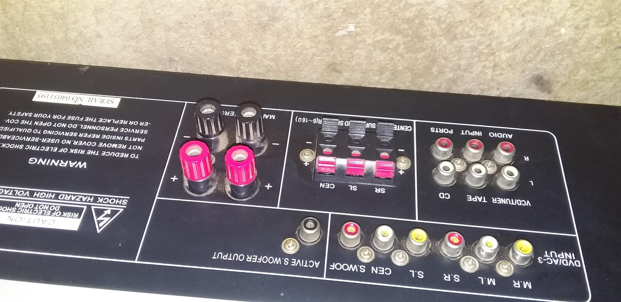 Sakyno Integrated Power Amplifier