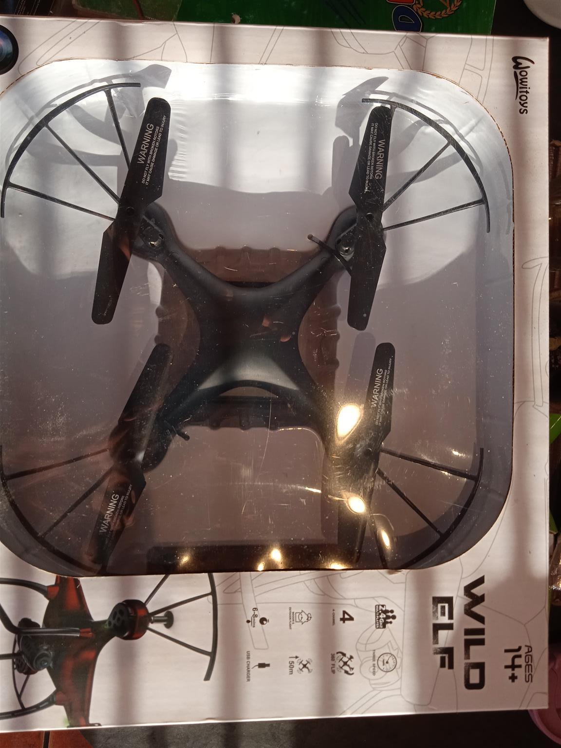 Wild elf drone