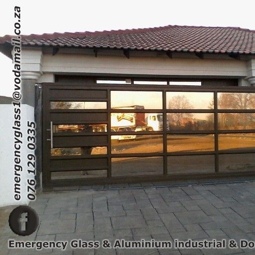 emergency glass and Aluminium Industrial and domestic glazing