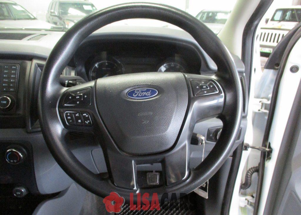 2017 Ford Ranger single cab RANGER 2.2TDCi XL P/U S/C