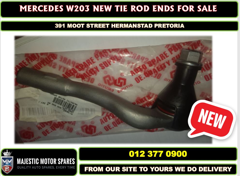 Mercedes Benz w203 new tie rod ends for sale