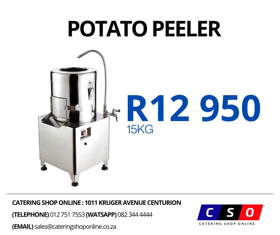 Potato Peeler 15kg