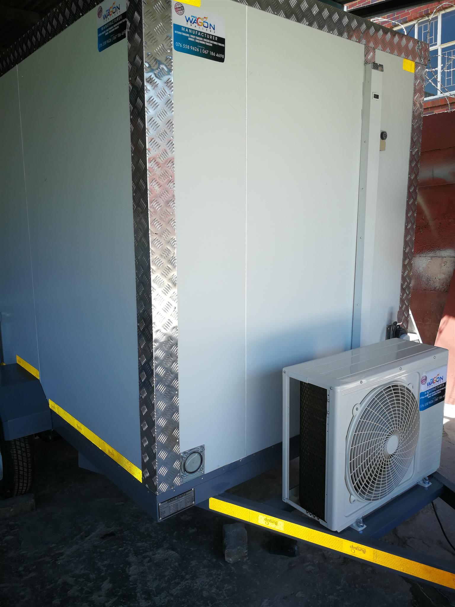 Mobile Freezer / Coldroom