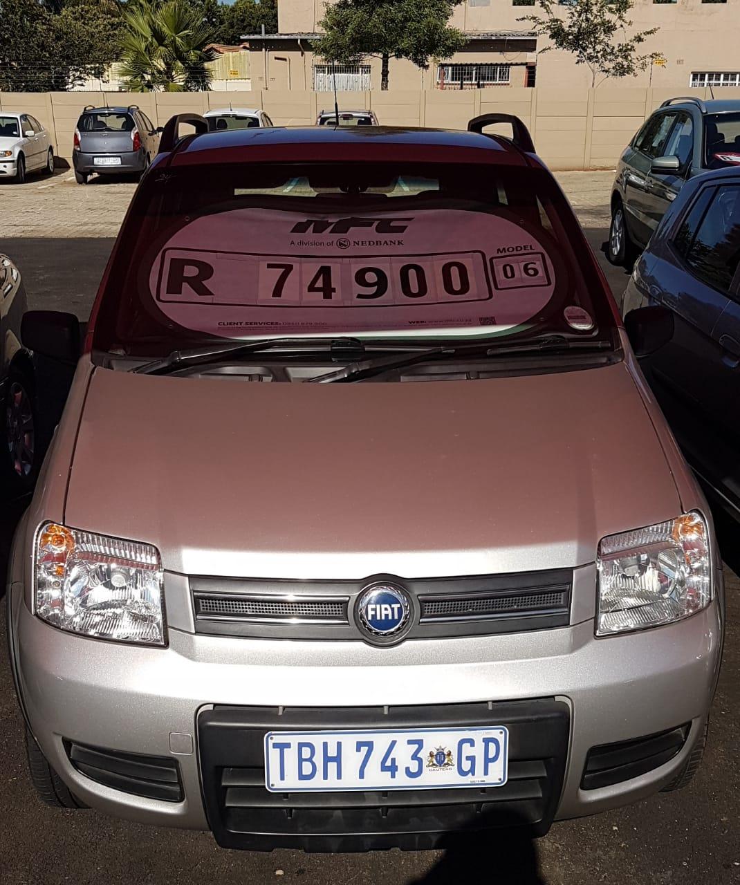 2006 Fiat Panda 1.2 4x4 Climbing