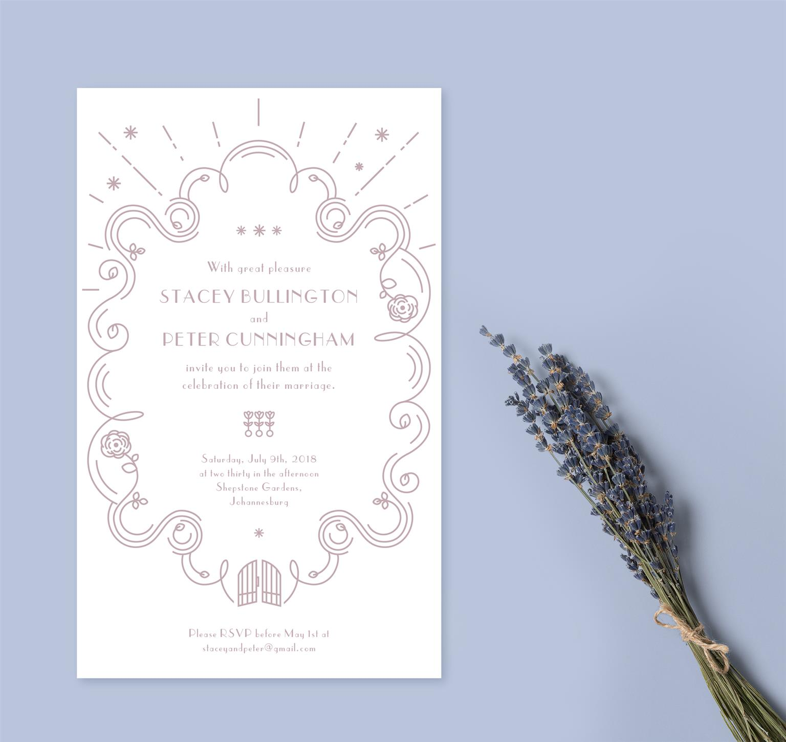 Wedding invitation design event invitation design junk mail wedding invitation design event invitation design stopboris Image collections