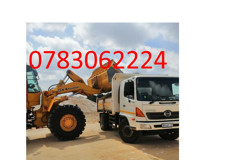 Rubble removal services