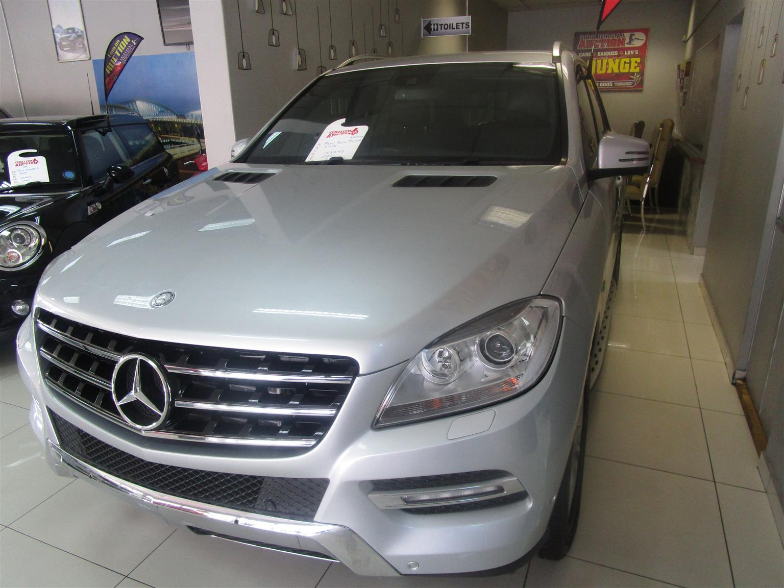 2014 Mercedes Benz ML 250 BlueTec