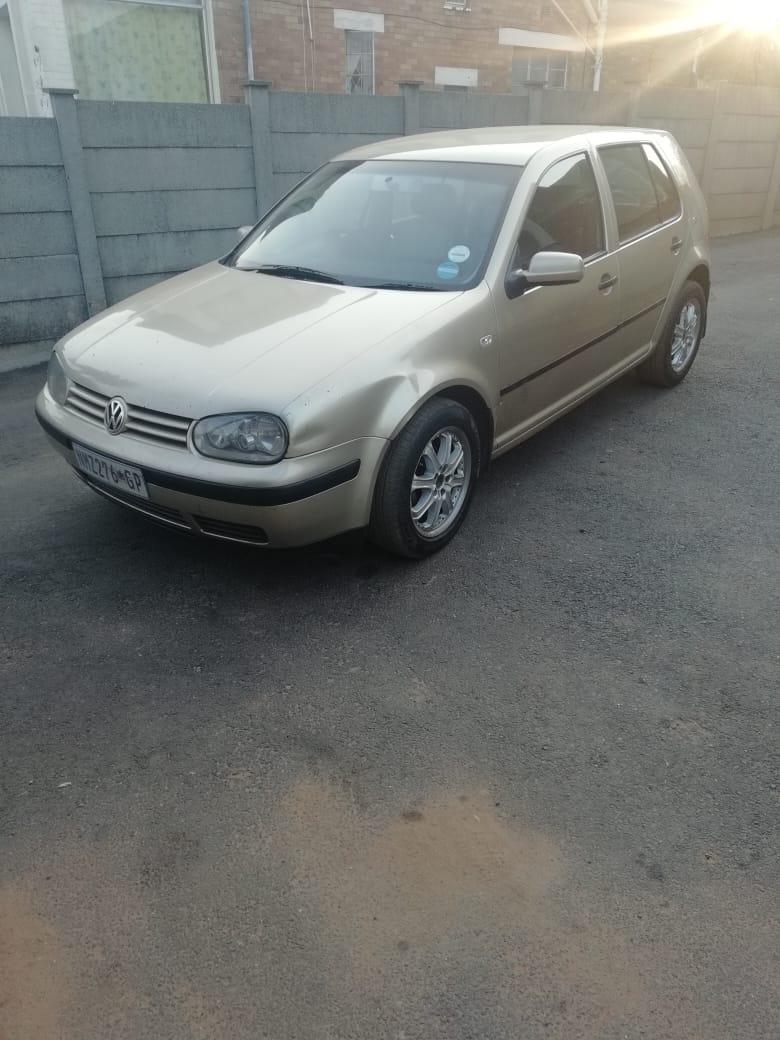 2004 VW Golf 1.6 Trendline