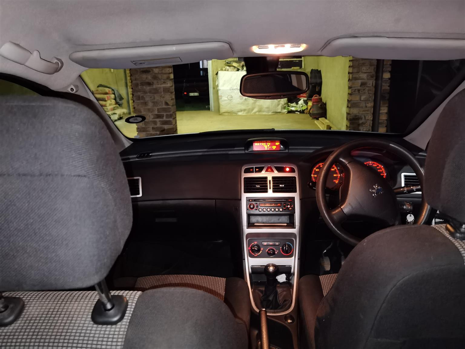 2006 Peugeot 307 Hatchback