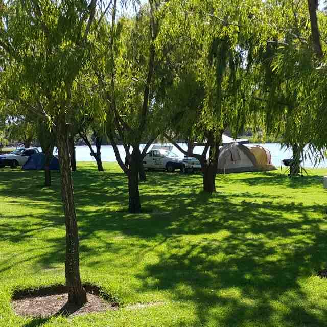 Camping / fishing